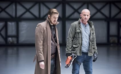 Watch DC's Legends of Tomorrow Online: Season 1 Episode 12