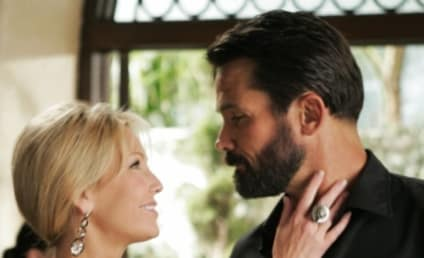 "Melrose Place Return Preview: ""Oriole"""