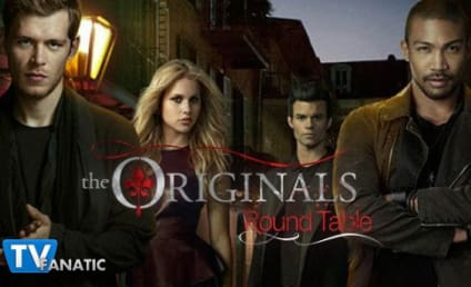 "The Originals Round Table: ""An Unblinking Death"""