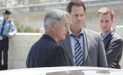 "NCIS Episode Stills from ""The Inside Man"""