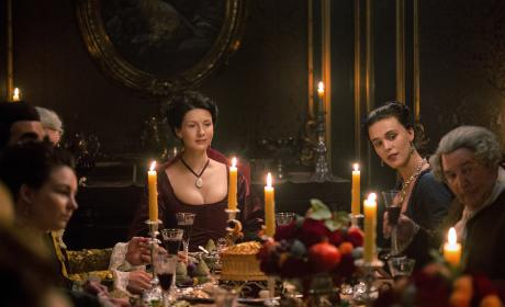 A Dinner Party - Outlander