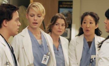 Grey's Anatomy Caption Contest XCVII