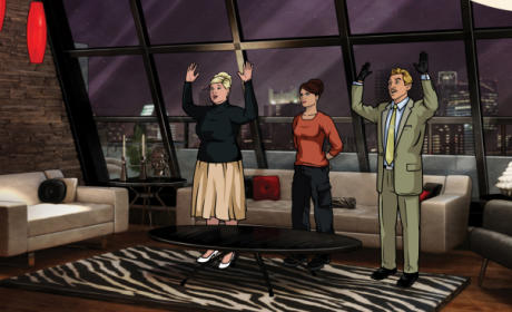"Archer Review: ""Movie Star"""
