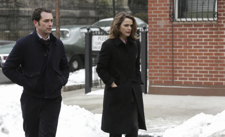 Worlds Collide - The Americans