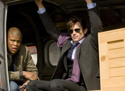 Watch White Collar Season 3 Episode 1 Online