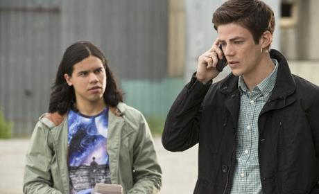 The Flash Season 1 Episode 5 Review: Plastique