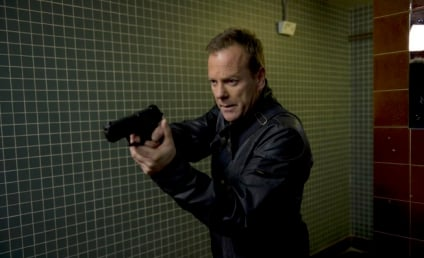 24 Live Another Day Premiere Pics: Jack Is Back!