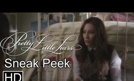 Pretty Little Liars Clips: Is Ali Friend of Foe?