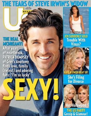 Patrick Dempsey in Us Weekly