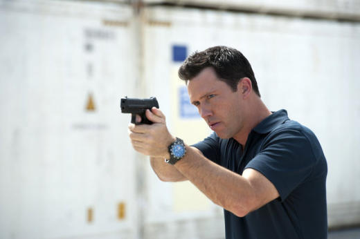 Burn Notice Season Finale Scene