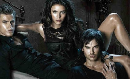 The Vampire Diaries Asks: Want VD?