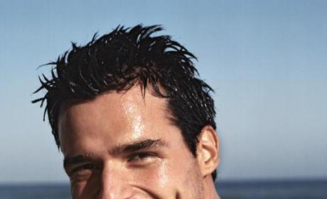 Meet a New Bachelor: Antonio Sabato Jr.