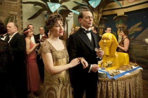 Margaret and Nucky