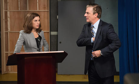The Good Wife Season 6 Episode 11 Review: Hail Mary