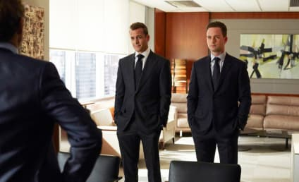 Suits: Renewed for Season 6 by USA!
