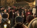 Candlelight Vigil - Chicago PD