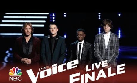 The Voice Season 7 Winner