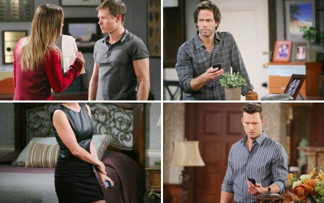 Mother slash son showdown days of our lives