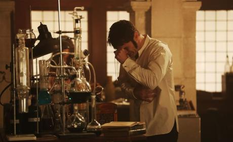 Crying Hyde - Once Upon a Time Season 6 Episode 4