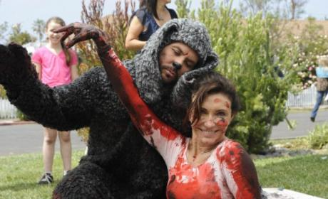 Mary Steenburgen on Wilfred