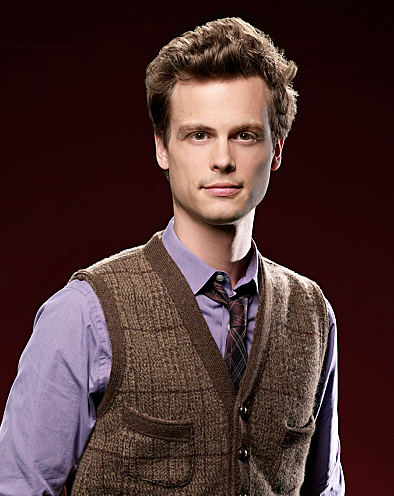 Matthew Gray Gubler for Criminal Minds