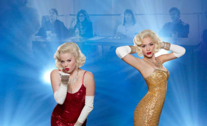 Smash Review: And Marilyn is....