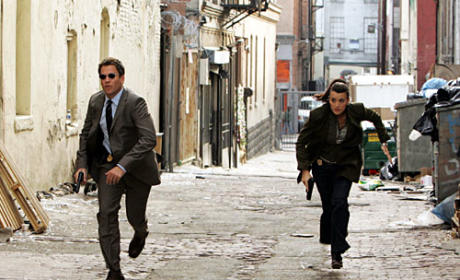 Tony and Ziva on the Move