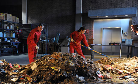 NCIS Photo Preview: What a Mess!
