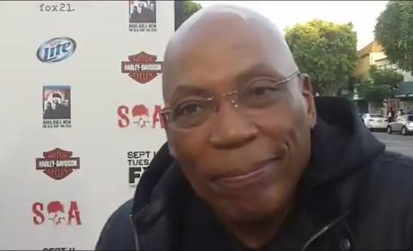 Paris Barclay on Sons of Anarchy Season 5 Premiere