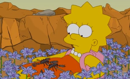 "The Simpsons Review: ""The Scorpion's Tale"""