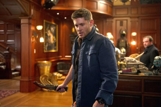 Dean Wielding The First Blade