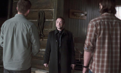 Supernatural Review: Blood, Sweat, and Fears