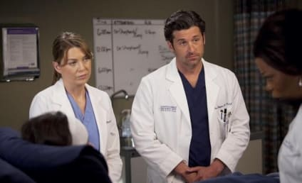 Grey's Anatomy Spoilers: One Man (or Woman) Down?