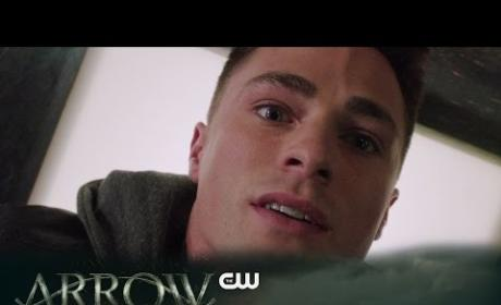 Arrow Clip: Roy Harper Exposed?!