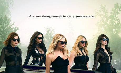 Pretty Little Liars Season 6B: Explosive New Pictures!