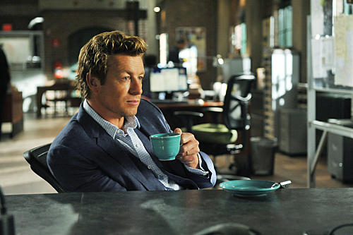 Patrick Jane on the Premiere