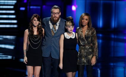 The Voice Results: Who Made the Final Four?