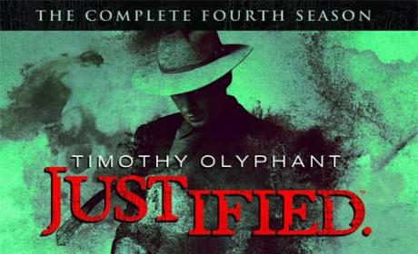 Justified Season 4 DVD