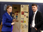Brennan and Booth Investigate the Murder of a Teacher - Bones