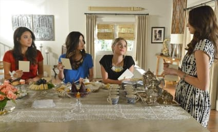Pretty Little Liars Season Finale: The End of A dAngerous gAme?