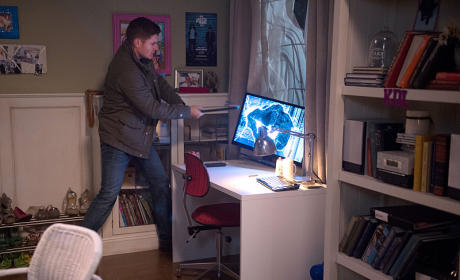 Supernatural Season 10 Episode 13 Picture Preview: Rage Against the Machine