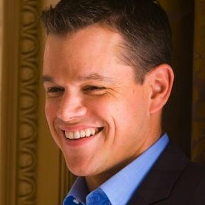 Matt Damon Pic