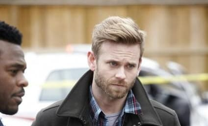 Rookie Blue Q&A: Eric Johnson on Luke's Return, His Favorite Moments and More