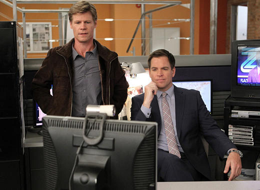 Very Special Agent DiNozzo