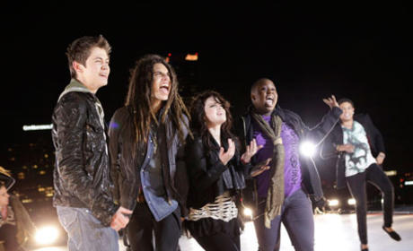 Samuel Larsen and Damian McGinty Win The Glee Project, Will Appear on Season Three