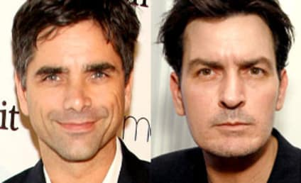 Two and a Half Men Casting Rumor: John Stamos to Replace Charlie Sheen?