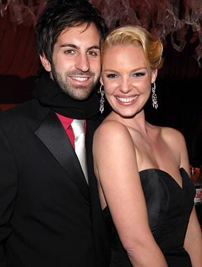 Katherine Heigl, Josh Kelley Married!