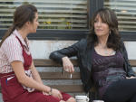 Gemma and Lea - Sons of Anarchy Season 7 Episode 6
