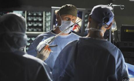 "Grey's Anatomy Forum: ""Life During Wartime"""