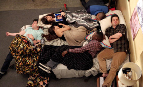 New Girl Review: Lake Father, Lake Son